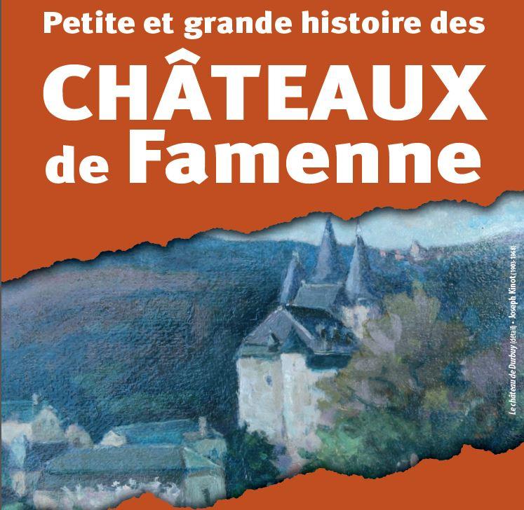 Conférence châteaux - Musée de la Famenne